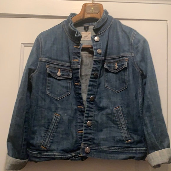 JCrew Women's Jean Jacket